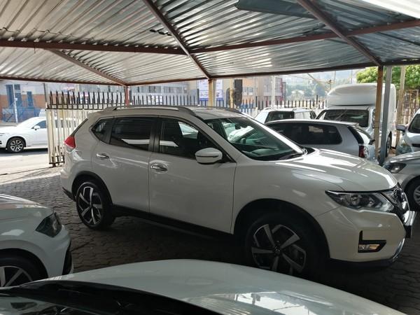 2018 Nissan X-Trail 2.5 Acenta PLUS 4X4 CVT 7S Gauteng Jeppestown_0