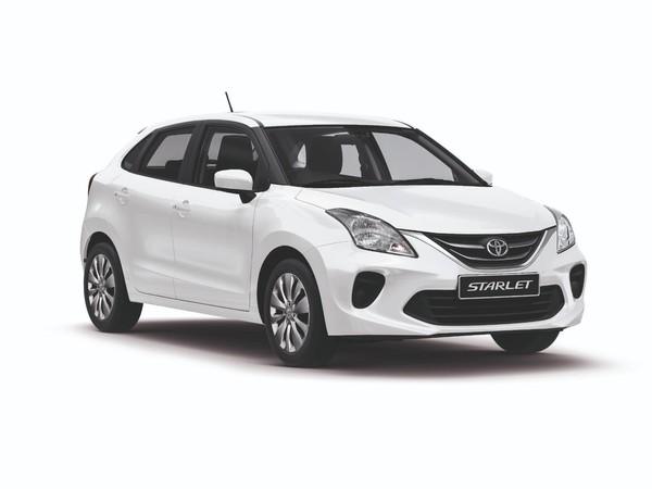 2020 Toyota Starlet 1.4 Xi Gauteng Johannesburg_0