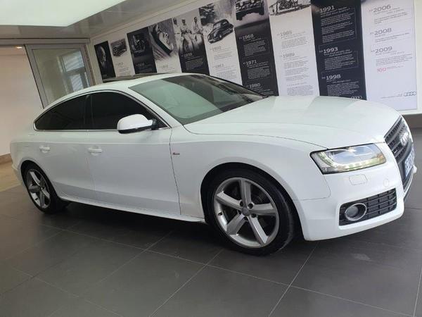 2011 Audi A5 Sprtback 2.0t Fsi Quatt Stron  Gauteng Centurion_0