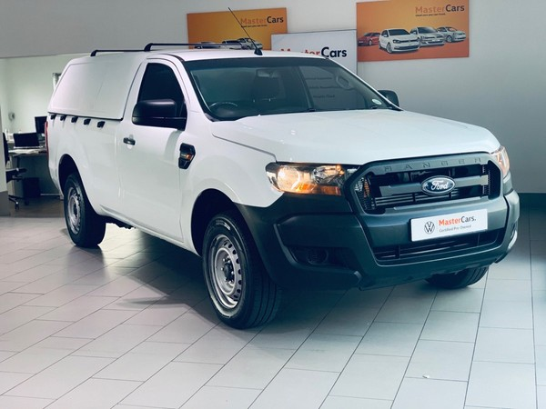 2017 Ford Ranger 2.2TDCi LR Single Cab Bakkie Gauteng Randburg_0