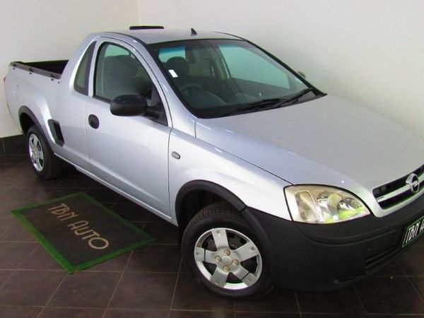 2006 Opel Corsa Utility 1.4i Pu Sc  Gauteng Pretoria_0