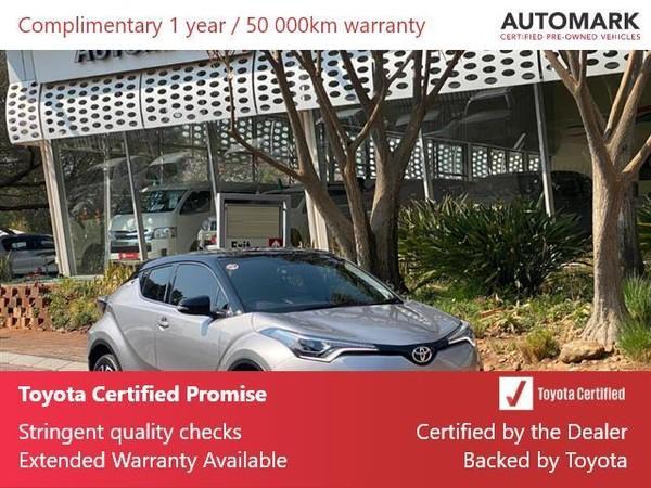 2020 Toyota C-HR 1.2T Luxury CVT Gauteng North Riding_0