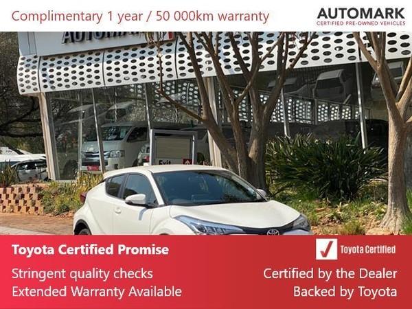 2020 Toyota C-HR 1.2T Plus CVT Gauteng North Riding_0
