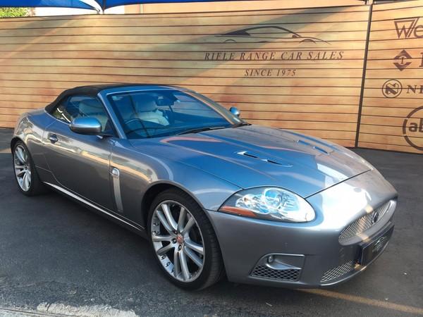 2007 Jaguar XK Xkr Convertible  Gauteng Rosettenville_0