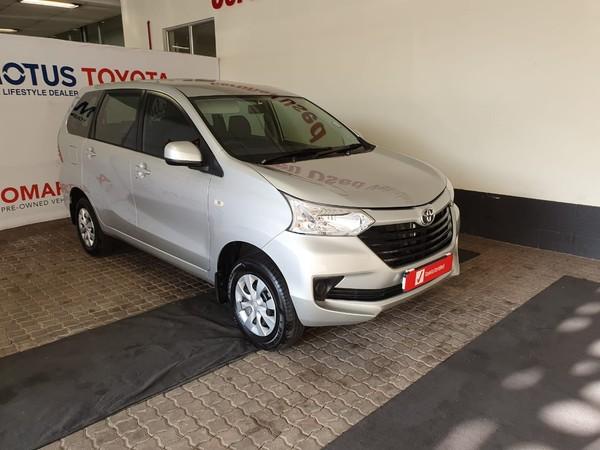 2020 Toyota Avanza 1.3 SX Mpumalanga Nelspruit_0
