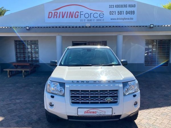2009 Land Rover Freelander Ii 2.2 Sd4 Se At  Western Cape Wynberg_0