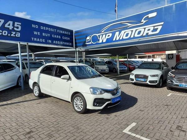 2019 Toyota Etios 1.5 Xs  Western Cape Bellville_0