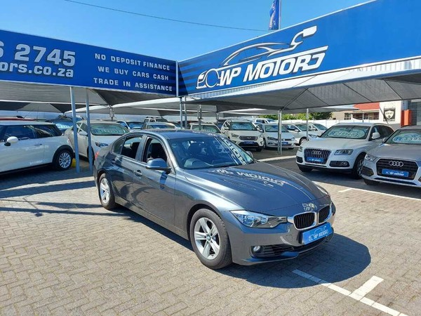 2013 BMW 3 Series 320i  At f30  Western Cape Bellville_0