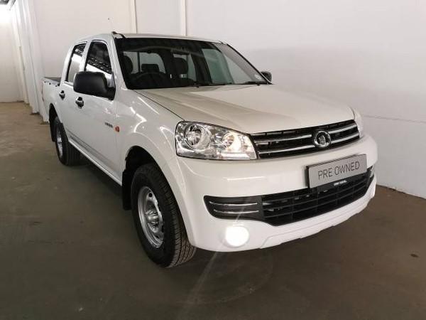 2019 GWM Steed 5 2.2 MPi Base Double Cab Bakkie Gauteng Pretoria_0