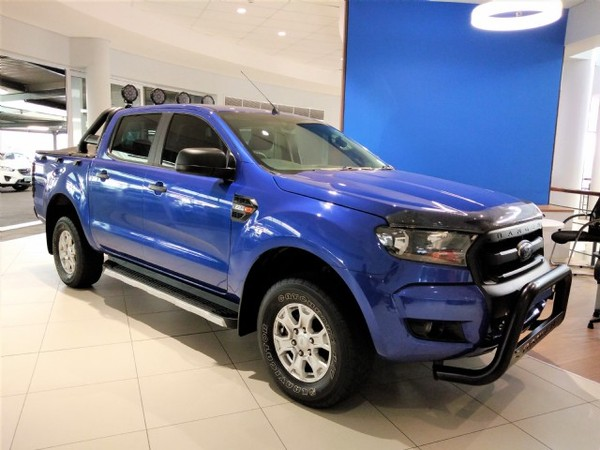 2017 Ford Ranger 2.2TDCi XL Double Cab Bakkie Kwazulu Natal Mount Edgecombe_0