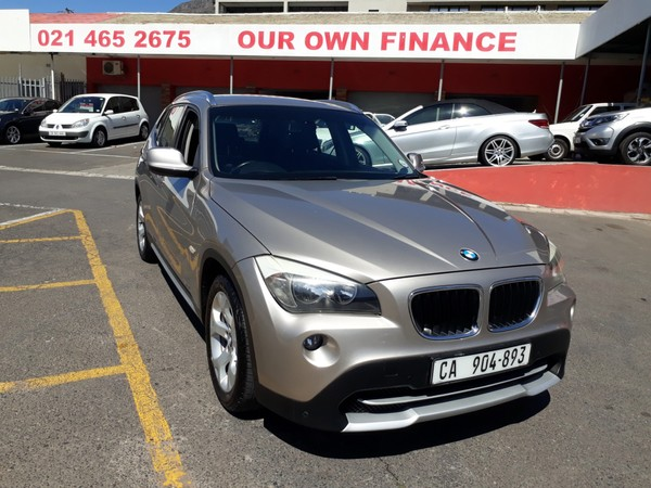 2011 BMW X1 Sdrive18i At  Western Cape Cape Town_0