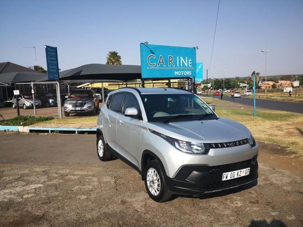 2017 Mahindra KUV 100 1.2 K6 Gauteng Roodepoort_0