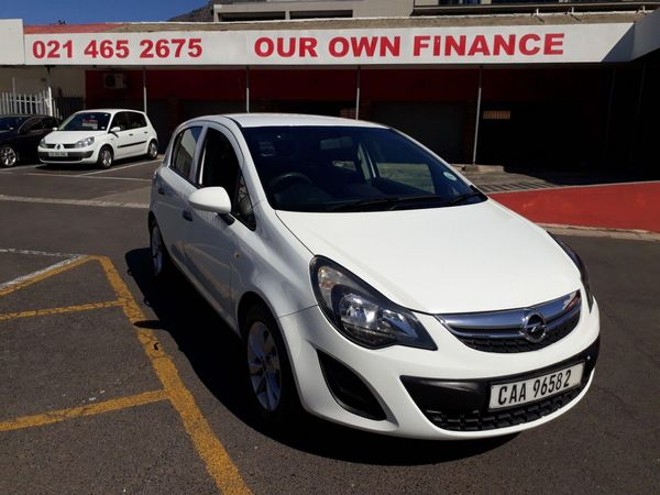2014 Opel Corsa 1.4 Essentia 5dr  Western Cape Cape Town_0