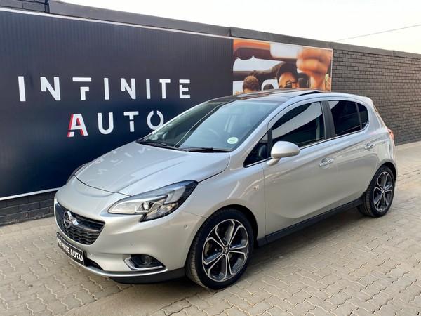 2018 Opel Corsa 1.4T Sport 5-Door Gauteng Pretoria_0