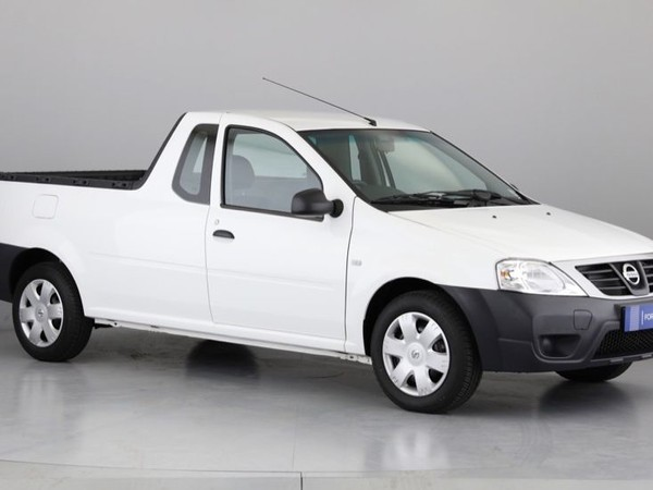 2020 Nissan NP200 1.6  Ac Safety Pack Pu Sc  Western Cape Kuils River_0