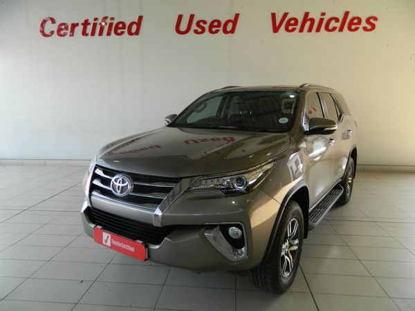 2016 Toyota Fortuner 2.8GD-6 4X4 North West Province Brits_0