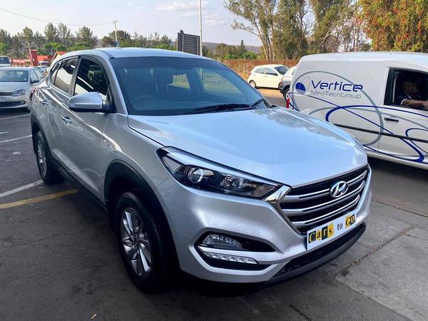 2018 Hyundai Tucson 2.0 Premium Auto Gauteng Pretoria_0