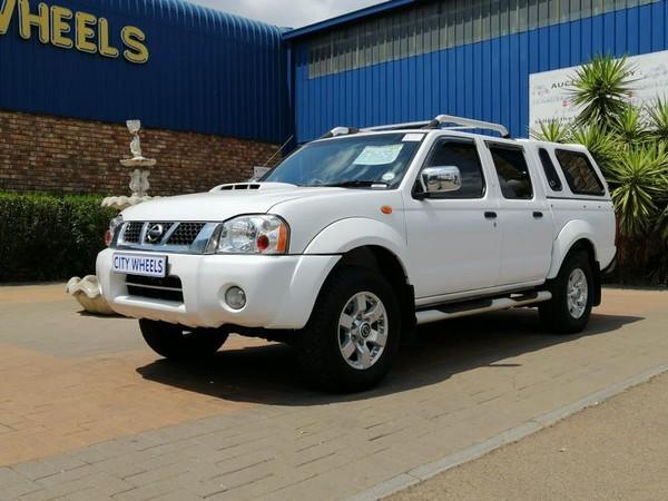 2013 Nissan NP300 Hardbody 2.5 TDI k11k42 Bakkie Double cab Gauteng Pretoria_0