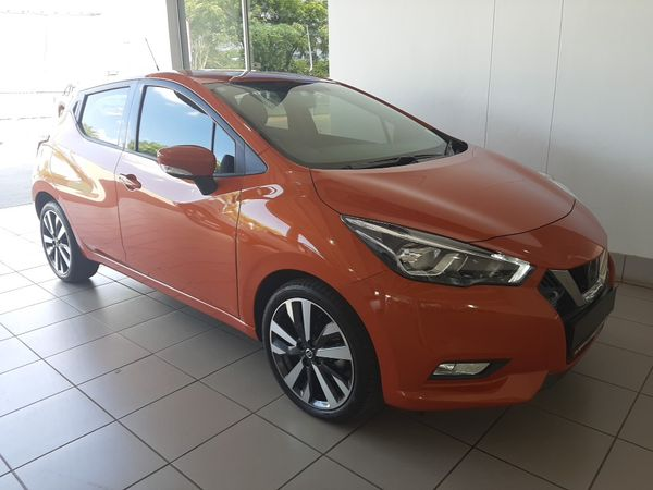 2019 Nissan Micra 900T Acenta Plus Gauteng Pretoria_0