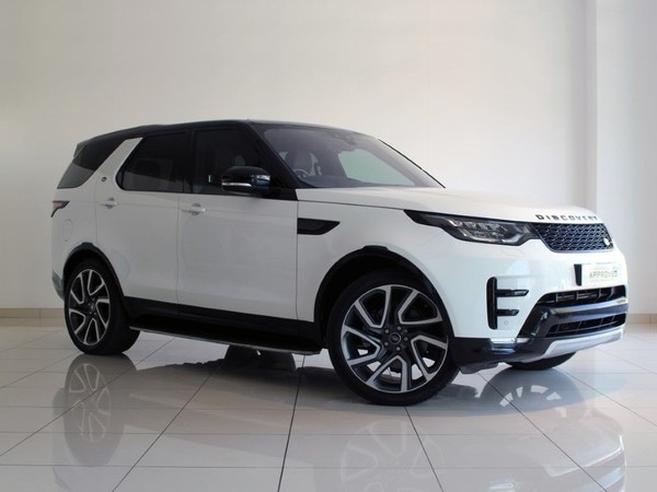 2018 Land Rover Discovery 3.0 TD6 HSE Luxury Western Cape Goodwood_0