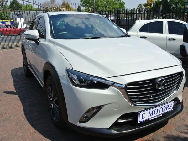 2017 Mazda CX-3 2.0 Active Auto Gauteng Bramley_0