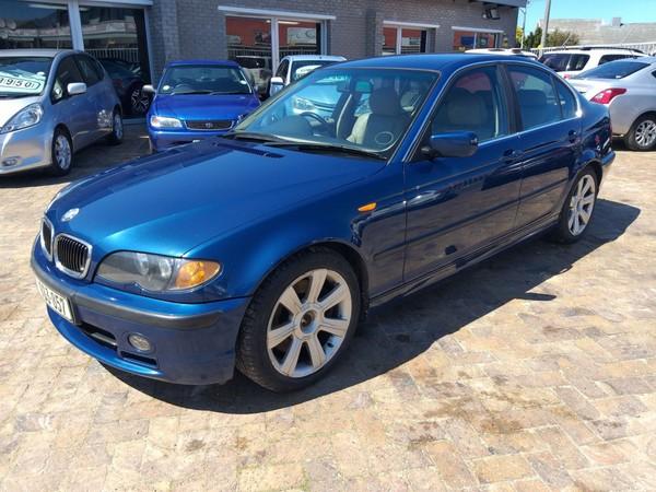2002 BMW 3 Series 330d e46fl  Western Cape Plumstead_0