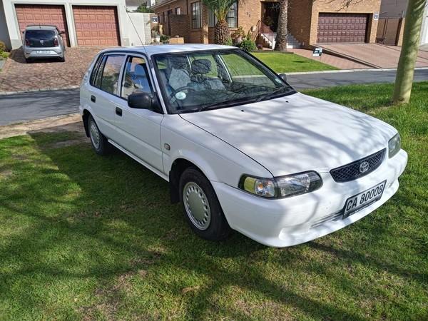 2001 Toyota Tazz 130  Western Cape Bellville_0