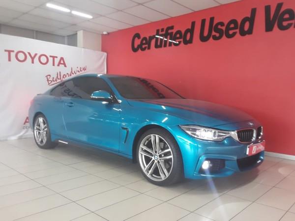 2018 BMW 4 Series 420D Coupe M Sport Auto Gauteng Edenvale_0