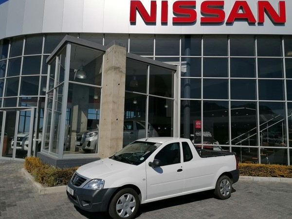 2015 Nissan NP200 1.6  Ac Safety Pack Pu Sc  Western Cape Worcester_0