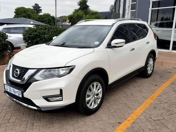 2020 Nissan X-Trail 2.5 Acenta 4X4 CVT Gauteng Sandton_0