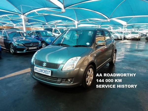 2011 Suzuki Swift 1.5 Gls  Gauteng Randburg_0