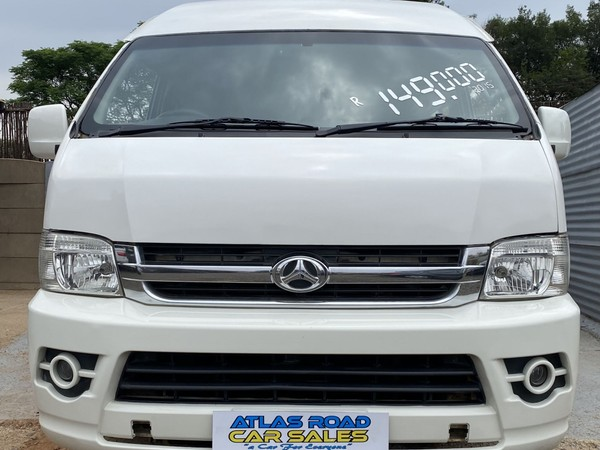 2014 B.A.W Sasuka 2.7i 16 SEAT Gauteng Benoni_0
