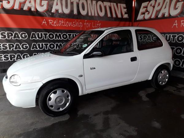 2007 Opel Corsa Lite Ac  Gauteng Pretoria_0