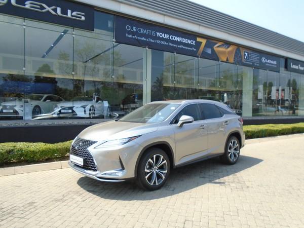 2020 Lexus RX 350 EX Gauteng Four Ways_0