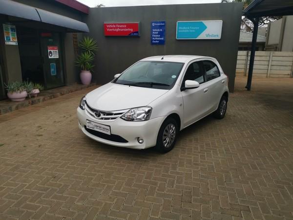 2016 Toyota Etios 1.5 Xs 5dr  Limpopo Polokwane_0