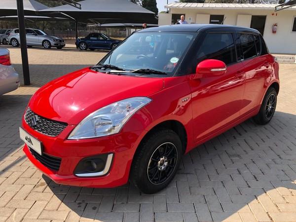 2018 Suzuki Swift 1.2 GL Gauteng Sandton_0