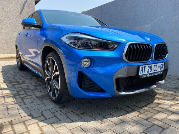 2018 BMW X2 xDRIVE20d M Sport X Auto F39 Gauteng Vanderbijlpark_0