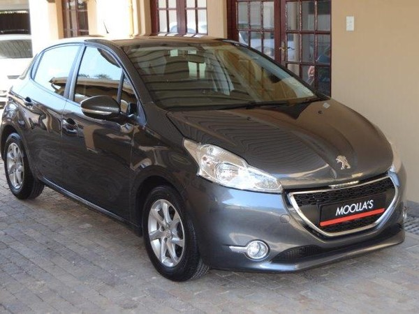 2013 Peugeot 208 1.2 Vti  Active 5dr  Kwazulu Natal Durban_0