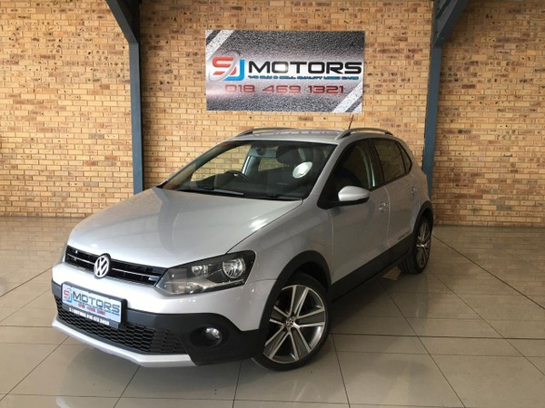 2012 Volkswagen Polo 1.6 Tdi Cross  North West Province Orkney_0