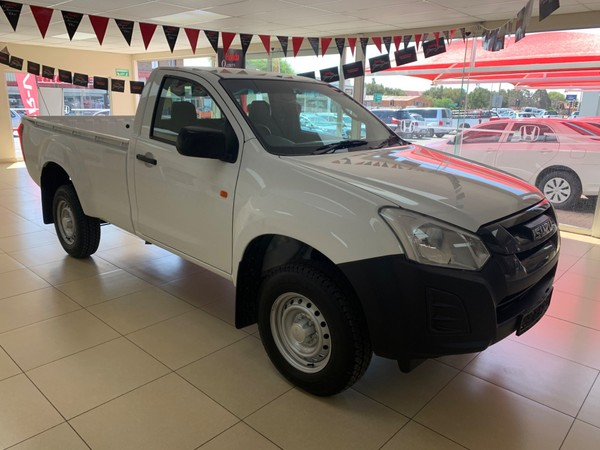 2020 Isuzu D-MAX 250 HO Fleetside Safety Single Cab Bakkie Northern Cape Kimberley_0