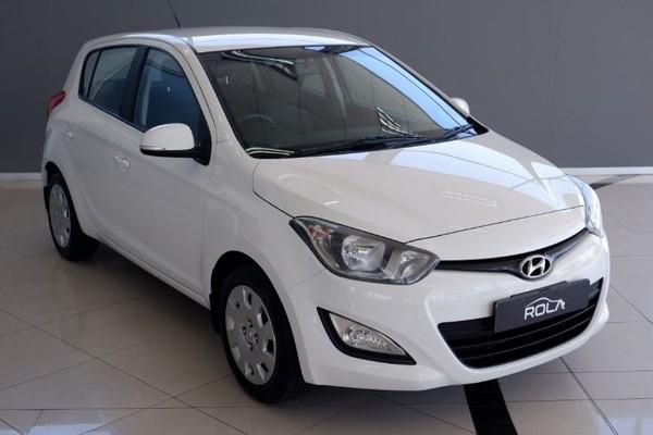 2014 Hyundai i20 1.4 Fluid  Western Cape Somerset West_0