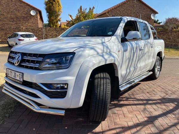 2020 Volkswagen Amarok 2.0 BiTDi Dark Label 4MOT Auto Double Cab Bakkie Gauteng Centurion_0