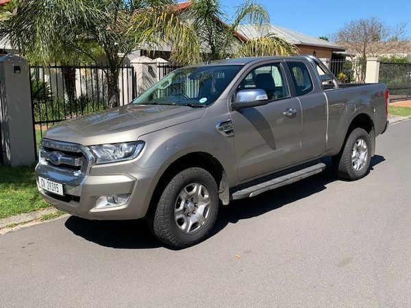 2016 Ford Ranger 3.2TDCi XLT 4X4 AT PU SUPCAB Western Cape Paarl_0