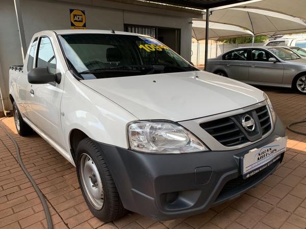 2018 Nissan NP200 1.6  Pu Sc  Gauteng Pretoria_0