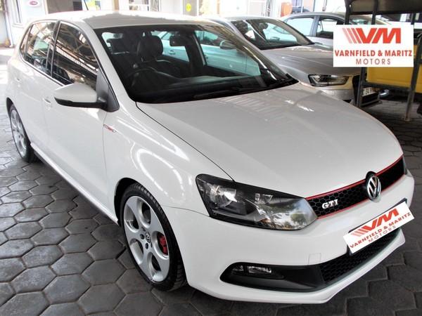 2011 Volkswagen Polo Gti 1.4tsi Dsg  Gauteng Pretoria North_0