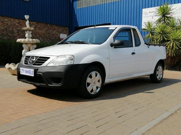2018 Nissan NP200 1.6 Ac Pu Sc  Gauteng Pretoria_0