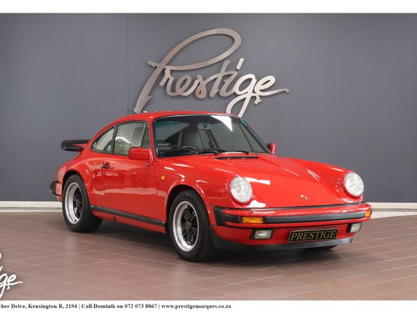 1989 Porsche 911 Carrera Coupe  Gauteng Randburg_0