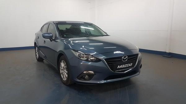 2016 Mazda 3 1.6 Dynamic Auto Gauteng Germiston_0