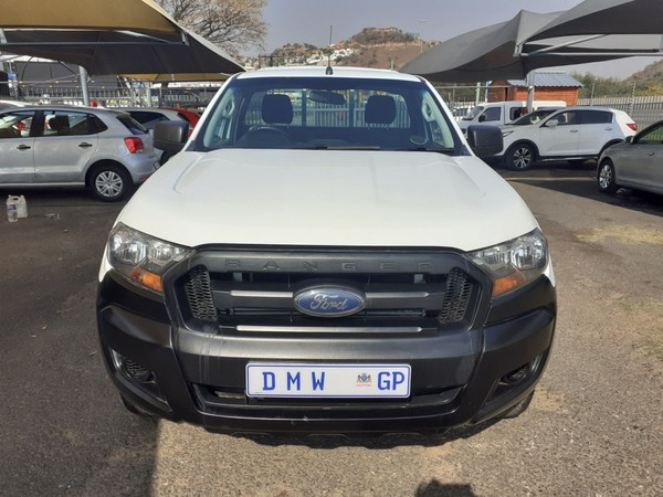 2016 Ford Ranger 2.2TDCi XL Single Cab Bakkie Gauteng Johannesburg_0