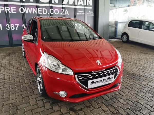 2015 Peugeot 208 1.6 GTI 3-Door Eastern Cape Port Elizabeth_0